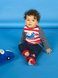 Baby Junge Nacht blaue Hose LUHAPAN1 / 21SG10X1PAN713